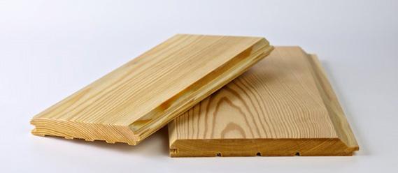 Купить Имитацию бруса из лиственницы