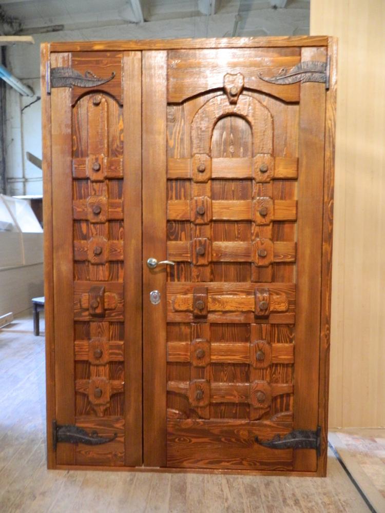 Двери для дома своими руками